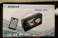 "CAR MP5 Player,  7""  TFT HD Touch Screen BT/FM/TF/USB  Rear view Camera"