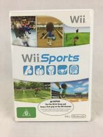Wii Sports - With Manual - Nintendo Wii / Wii U - PAL