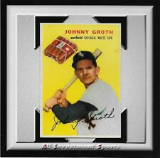 1954 WILSON FRANKS JOHNNY GROTH VG-EX *nice for your set* D8
