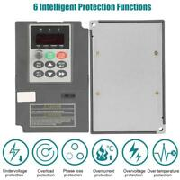 1,5KW 2HP Frequenzumrichter Variable Frequency Driver Inverter VFD 1-to 3-Phase
