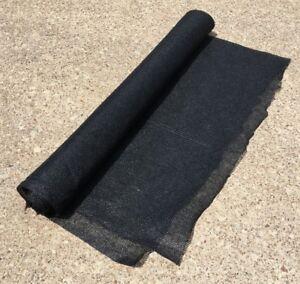 Sun Screen Sun Shade Wind Block Canopy Fabric Animal Shelter - Black