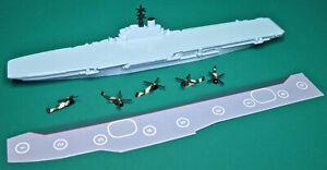 TRIANG MINIC SHIPS  HMS ALBION COMMANDO CARRIER original no number RARE