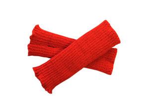 Arm Warmers 100% MERINO WOOL baby toddler children knit knitted mittens gloves