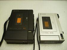 Vintage Rare Sanyo TRC 2000  Sanyo MR1020B Walkman made in Japan 60's 70's