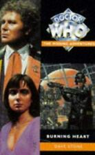 Burning Heart Doctor Who the Missing Adventures, Stone, Dave, Acceptable Book