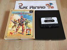 MSX LASER SQUAD  VERSION ESPAÑOLA