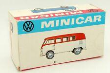 KDN KADEN MINICAR BOITE VIDE POUR VW VOLKSWAGEN COMBI / ONLY BOX