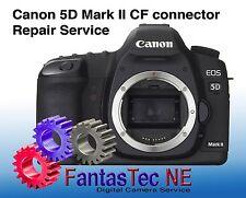 REPAIR SERVICE For CANON EOS 5D Mark II Camera CF Pin Repair