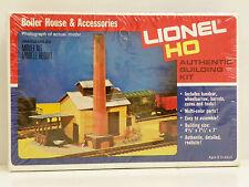 "Lionel Ho U/A ""Boiler House & Accessories"" Plastic Model Kit #5-4556"