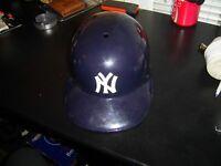 1980s VINTAGE NEW YORK YANKEES BASEBALL BATTING HELMET