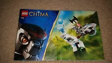 LEGO LEGENDS OF CHIMA # 70106