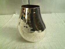 Retro Vintage House Of Frazer Silver ware Hand Crafted Decorative Vase Ornament
