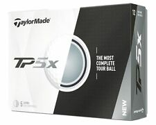 TAYLORMADE TP5x 2017 1 DOZEN GOLF BALLS - NEW IN BOX - VALUE PLUS!