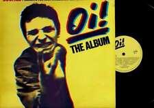 Various-Oi! The Album-VINYL LP-USED-UK Original press