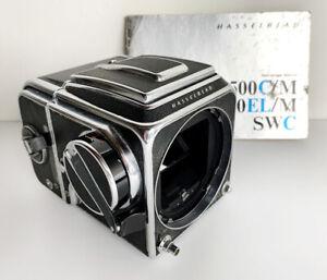 1 Owner - Hasselblad 500C Medium Format A12 Film Back Studio Camera