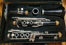 Vito Clarinet Made in USA with case