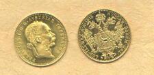 DUCATO D'ORO AUSTRIA - FRANCESCO GIUSEPPE 1915 FIOR DI CONIO - GOLD