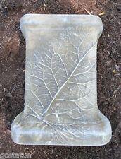 gostatue leaf bench leg plastic mold concrete casting bench leg mould mold