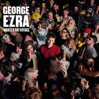 GEORGE EZRA - WANTED ON VOYAGE: DELUXE EDITION CD ALBUM (June 23rd 2014)