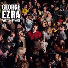 GEORGE EZRA - WANTED ON VOYAGE: CD ALBUM (2014)
