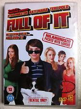 Kate Mara Teri Polo FULL OF IT ~ 2007 Teem Comedy UK DVD