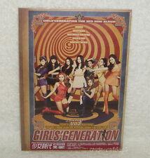 Girls' Generation Mini Album Vol.3 Hoot Taiwan CD+ Card