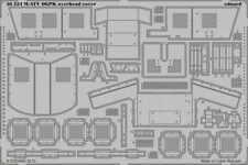 Eduard 1:35 M-ATV OGPK Overhead Cover for Kinetic Model - PE Detail Set #36224