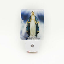 Our Lady of Grace LED Night Light, Automatic Sensor, Religious Gift.....