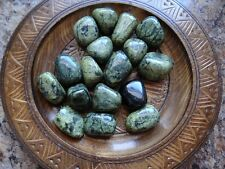 SERPENTINE, ASTERITE 1/4 Lb Gemstone Specimens Tumbled Wiccan Pagan Metaphysical