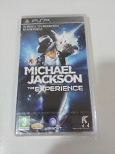 MICHAEL JACKSON THE EXPERIENCE PSP SONY UBISOFT ESPAÑOL - PRECINTADO