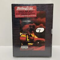 Motley Crue - Music To Crash Your Car To - Box Set - Volume 1 (4 CD) W/ Deffect