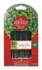 Scentsicles  Wreath  Snowberry Scent Fragrance Sticks  12 oz. Solid