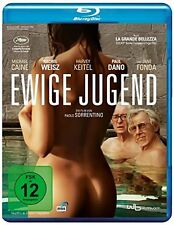 Blu-ray * EWIGE JUGEND - RACHEL WEISZ , JANE FONDA , MICHAEL CAINE # NEU OVP §