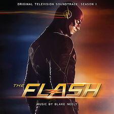 THE FLASH-SEASON #1: Original Soundtrack Recording by Blake Neely