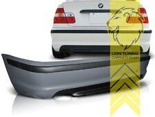 Heckstoßstange Heckschürze für BMW E46 Limousine auch für M-Paket