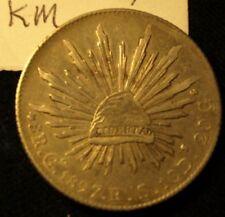 584fcfebbc0b Plata Monedas de la Primera República de México (1824-1864)