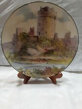 Royal Doulton The Pembroke Castle 10.5 In Collector Plate