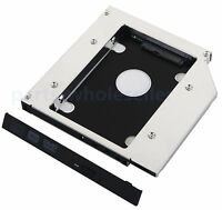 2nd HD SSD SATA Hard Drive Caddy Adapter for Dell Inspiron 3520 17R 5720 SN-208