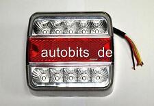 1x LED 12v Remorque de voiture caravane grücklicht Feux arrière feu de position