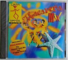 MACARENA MIX - CD - Brand New