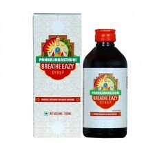 Pankajakasthuri Breathe Eazy Syrup 200ml Free Shipping