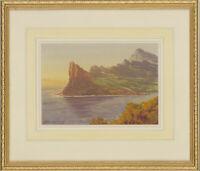 Herbert Wood Mackinney (1881-1953) - 1929 Watercolour, Chapman's Peak