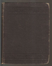 1886 BOOK - BEING A BRIEF HISTORY OF COOPERSTOWN - EDITED BY S.M. SHAW
