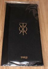 TVXQ! TVXQ CONCERT CIRCLE #Welcome OFFICIAL GOODS OFFICIAL LIGHT STICK POUCH NEW