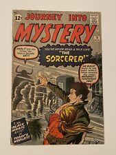 Journey Into Mystery #78 1962 Dr. Strange Prototype