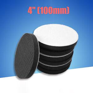 Sponge Interface Cushion Pad For Hook Loop Sanding Discs Power Tools Sander