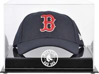 Red Sox Acrylic Cap Logo Display Case - Fanatics