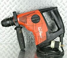 Hilti Te 7 C Rotary Hammer Drill Sds Plus Chiseler Scaler Scraper
