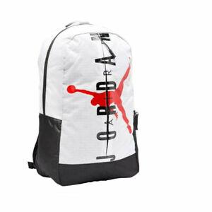 Nike Jordan Split Pack Backpack White & Black