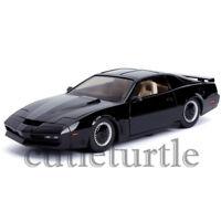 Jada Hollywood Rides Pontiac Firebird Knight Rider Scanner Light 1:24 KITT 30086